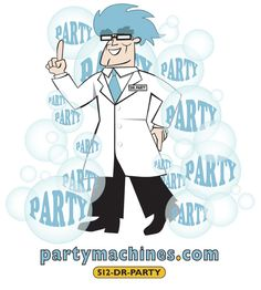 Dr. Party in the house...
