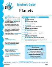 Free 12-Page Lesson Plan for KIDS DISCOVER Planets!