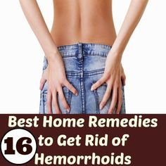16 Best Home Remedies to Get Rid of Hemorrhoids - Cute Health