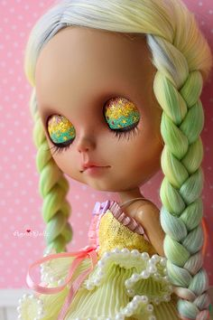 Blinking eyelids | by anniedollz♥custom dollz hut <3
