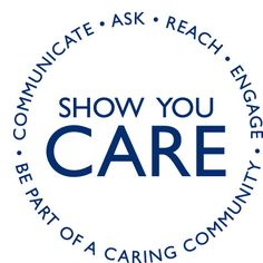 Be part of a Caring Community