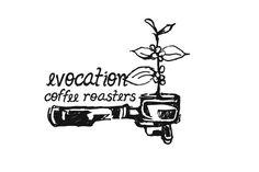 Evocation Coffee logo #design