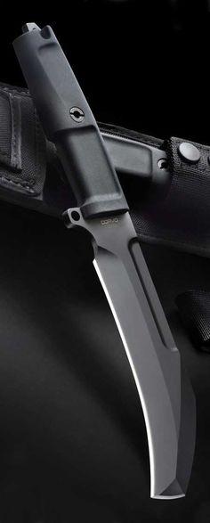 Extrema Ratio Knives 0442BLK Corvo Fixed Blade Knife