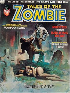 Fantasy Ink: Tales of the Zombie