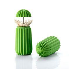 Cactus Toothpicks Holder