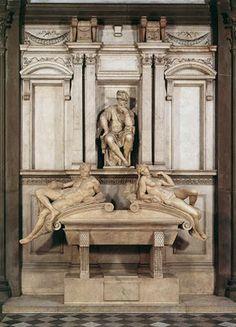 Michelangelo - Capela Médici