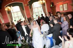 Sue & Dan's Wedding at The Grim's Dyke ♥ Photos by Karen & Martin Photography ♥ #Wedding #Bridal #WeddingVenue #Harrow #London #LondonWedding #GrimsDyke #BestWestern #GrimsDykeHotel