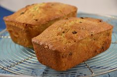 Orange-Rosemary Mini-Loaf Cakes with Currants