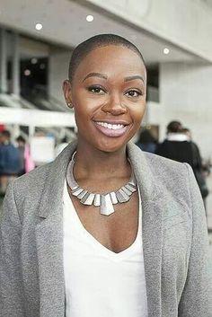 Natural and bald