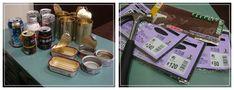 *リメイク缶の作り方* VOL.1 : 加工編 | chouchouboo's blog Gardening, Crafts, Garten, Lawn And Garden, Horticulture