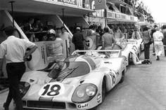 Porsche 911 Rsr, Porsche Motorsport, Porsche Cars, Le Mans, Porsche Classic, Sports Car Racing, Auto Racing, Course Automobile, Vintage Race Car