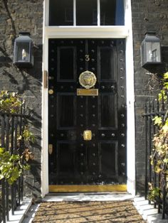 London door from Elements of Style blog