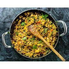 Riz Sauté Thaï à La Mangue [Vegan] Battle Food #41 | Cooking In June
