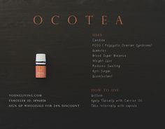 Ocotea Oil is great for anyone suffering from PCOS, Candida, Diabetes, Blood Sugar Stablization  https://www.youngliving.com/signup/?site=US&sponsorid=1896858&enrollerid=1896858  #ocotea #youngliving #pcos