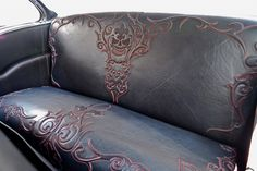 leather seats...class