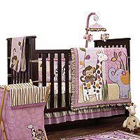CoCaLo Jacana 6-Piece Crib Bedding Set  $175