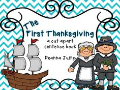 FREEBIES!  Mrs Jump's class: Activities for Thanksgiving.  We have been learning all about the First Thanksgiving.  Click on the picture to download the free book.