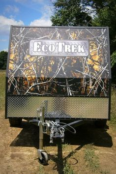 EcoTrek offers an optional Lock 'N' Roll 3 axis off road coupler