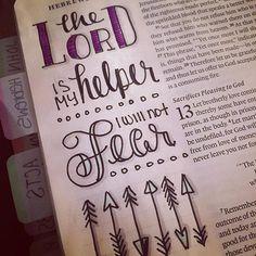 Bedtime studies! #journalingbible #creative #bible   Use Instagram online! Websta is the Best Instagram Web Viewer! Hebrews 13