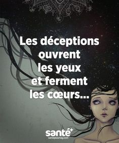 Disappointments open eyes and close hearts. The Words, Cool Words, French Quotes, Mood Quotes, Positive Affirmations, Beautiful Words, Decir No, Best Quotes, Quotations