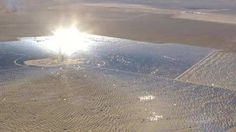 A solar-power generating station in central California is killing birds as they catch fire in the reflection of light from its massive array of mirrors, and now there are concerns that initial estimates of bird losses are too low.