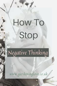 Stop negative thinking in its tracks by using this powerful technique to take control of your thoughts in order to live a happier, healthy life. Holistic Wellness, Holistic Healing, Anxiety Relief, Stress Relief, Self Confidence Tips, Mental Health And Wellbeing, Self Development, Personal Development, Negative Thinking
