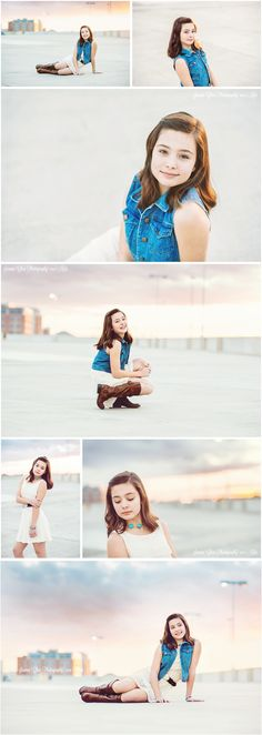my fav locations include parking lots/garages   | Sugar Land, TX Jasmin Chen Photography