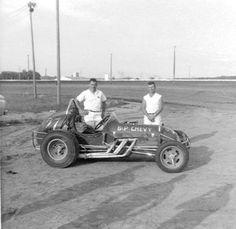 60s era Sprint Car