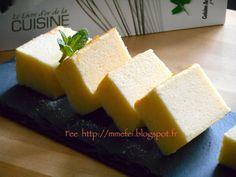 Recette Dessert : Cheesecake aérien à la japonaise par Fee-kitchen