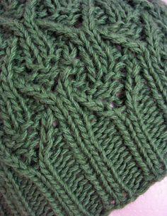 Описание и схемы для вязания модных шапок спицами - Modnoe Vyazanie ru.com Knitting Paterns, Beret, Knitted Hats, Knit Crochet, Stitch, Sewing, Pattern, Crafts, Accessories