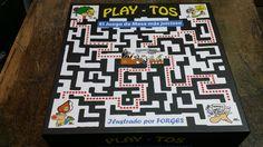 Play-Tos, ilustrado por Forges