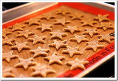 Homemade Crackers: Alternative to Goldfish Crackers! | Healthy Ideas for Kids