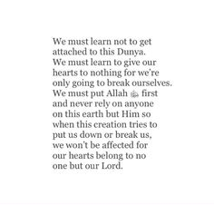 My heart belongs to the One who created it.