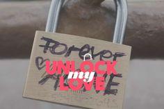 'Unlock My Love' – um projeto para remover os cadeados de amores q nao existem mais ;) - Blue Bus