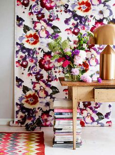 #CICIhot is diggin the #floral #inspiration