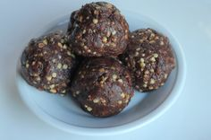 No Bake Protein Balls and SPECIAL K BARS   Maria's Nutritious and Delicious Journal