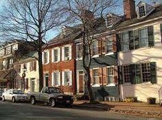 Downtown Fredericksburg, Virginia