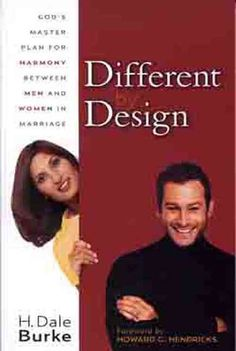 Precision Series Different by Design: God's Master Plan for Harmony Between Men and Women in Marriage