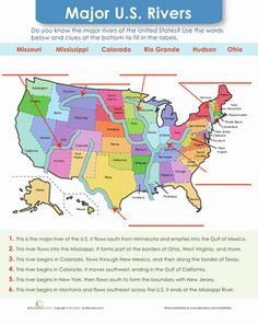 Here\'s the man in the middle of US map. This is a good tool to help ...