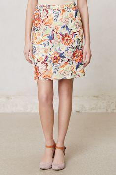 #anthropologie.com        #Skirt                    #Dayflora #Stitched #Skirt                          Dayflora Stitched Skirt                             http://www.seapai.com/product.aspx?PID=1425016