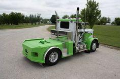 Mack Trucks, Peterbilt Trucks, Big Rig Trucks, New Trucks, Custom Trucks, Cool Trucks, Pickup Trucks, Shop Truck, Truck Camper