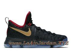 Nike KD 9 Gold Medal 843396_470 Chausport Officiel Nike Pas cher Pour Homme Black-Sneaker Officiel Nike Air Jordan (Fr) | Laairjordan.xyz