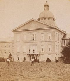 The Pennsylvania State Lunatic Hospital was one of the oldest hospitals for the mentally ill.