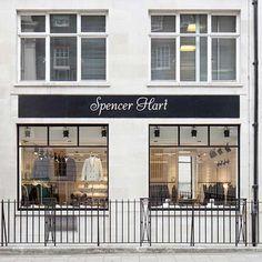 Spencer Hart Flagship Store - London