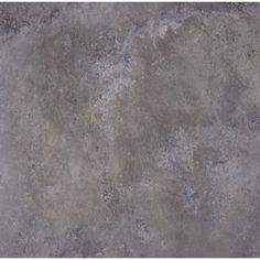FLOORS 2000 7-Pack 18-in x 18-in Altamira Fume Glazed Porcelain Floor Tile (Actuals 18-in x 18-in)