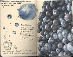 blueberries by R.bean