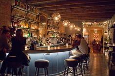 American Heart and New Orleans Soul at Bo's Kitchen & Bar Room | Serious Eats : New York