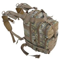 Every Day Carry Tactical Assault Bag Day Pack Backpack w/ Molle Webbing Multicam by Every Day Carry. $69.99. The new EDC Backpack features Three large Exterior zipperedcompartments. The Main compartment features two interior mesh and zippered gear organizing pockets inthe large main compartments. The adjustable padded shoulder straps are removable or it can be carried with any of the three carryhandles. Additional features of the super duty EDC Backpackincludes ...