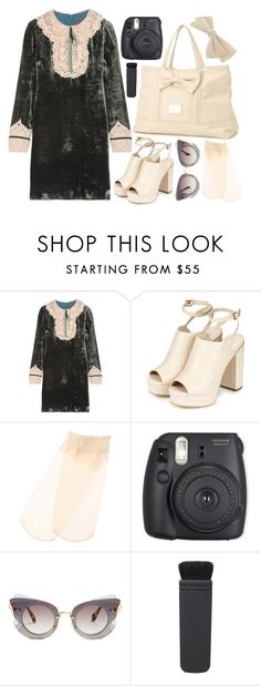 """This is the path you chose dude, don't doubt yourself"" by natjulieta on Polyvore featuring moda, Anna Sui, Topshop, Miu Miu, NARS Cosmetics, ootd, annasui, Coordinates y TSJ"