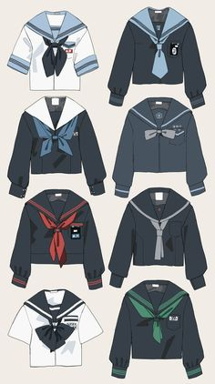 Drawing Anime Clothes School Uniforms Ideas Drawing Anime Clothes School Uniforms Ideas Informations A Manga Clothes, Drawing Anime Clothes, Anime Drawings Sketches, Manga Drawing, Dress Drawing, Drawing Art, Art Drawings, Fashion Design Drawings, Fashion Sketches